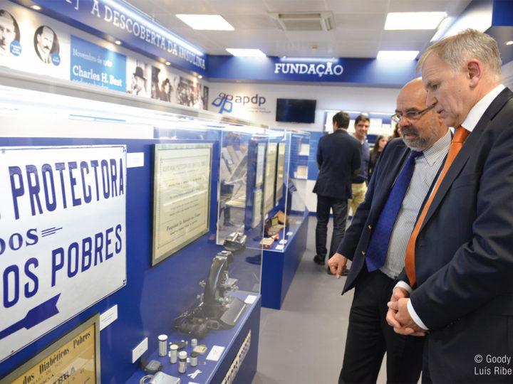 APDP inaugura Museu da Diabetes renovado